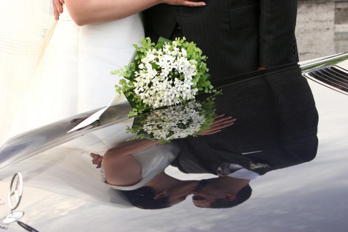 Riflesso sposi