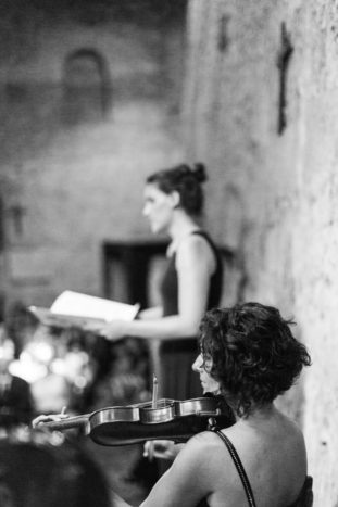 Soprano e Violino