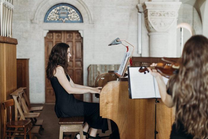 Organo e Violino