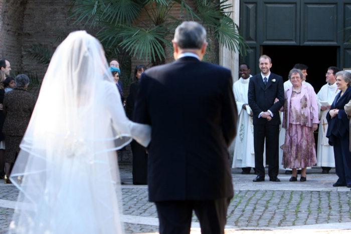 Arrivi sposa