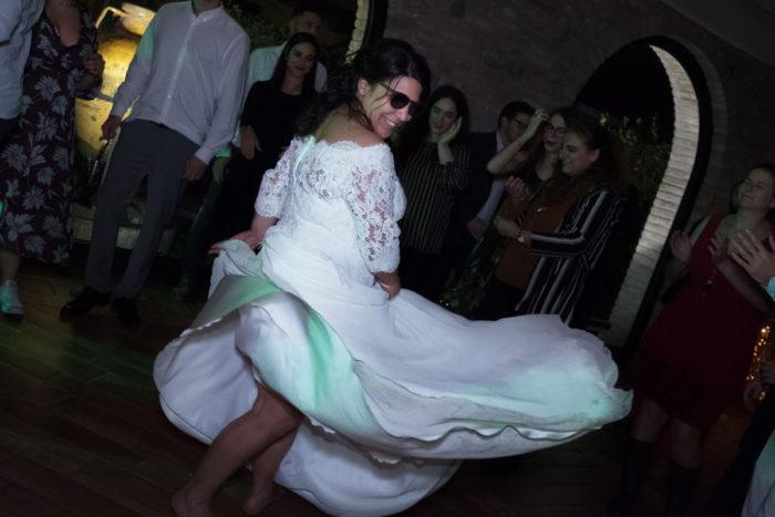 sposa ballando