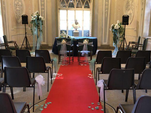 Celebrazione Sala Diplomatica