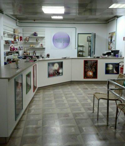 interno del punto vendita