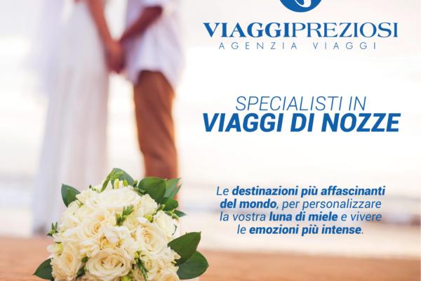 specialisti in viaggi di nozze