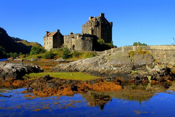 Eilean Donan Castle Scozia