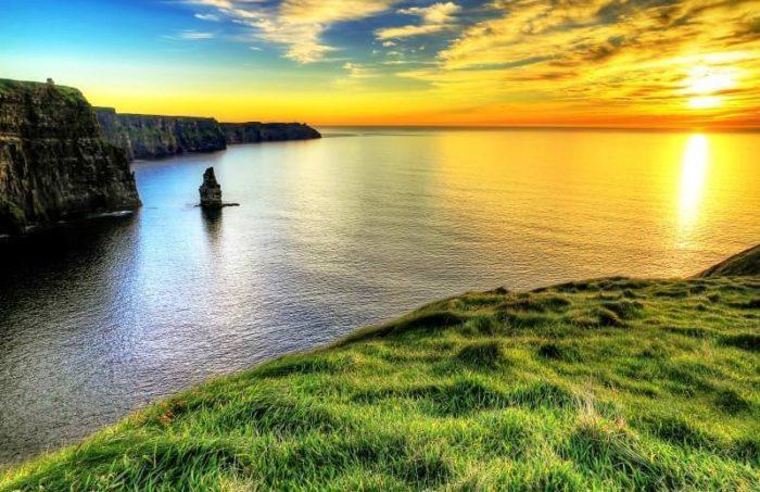 Scogliere Moher Irlanda