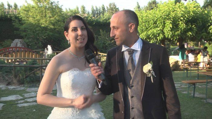 sposo e intervista