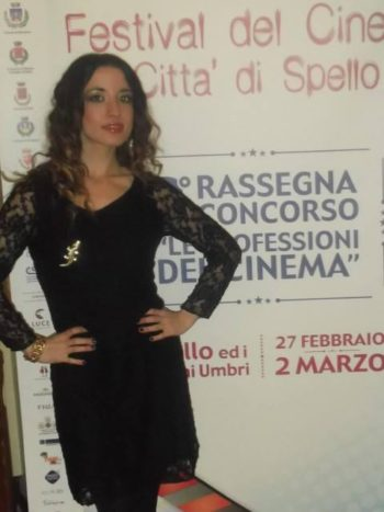 Muriel ospite Festival cinema