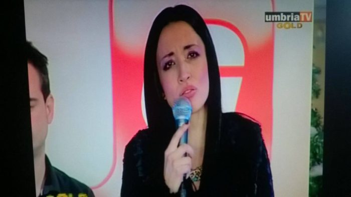 Muriel a Umbria Tv