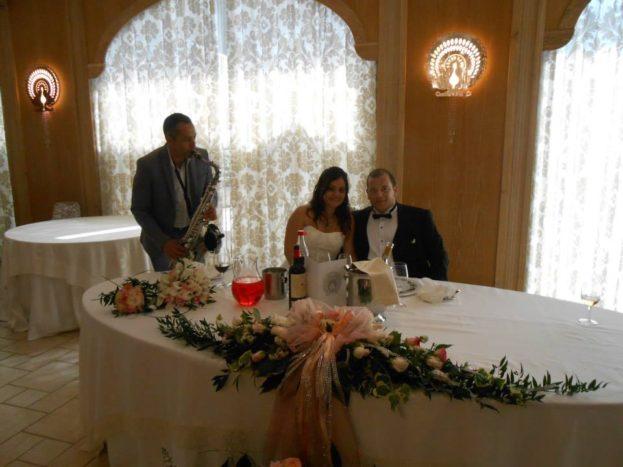 Bellissimi gli sposi