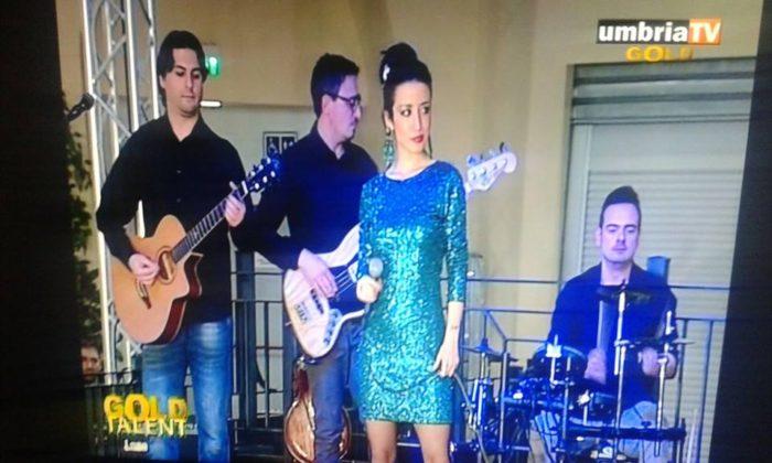 Muriel band Umbria Tv
