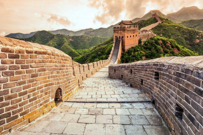Cina - Muraglia