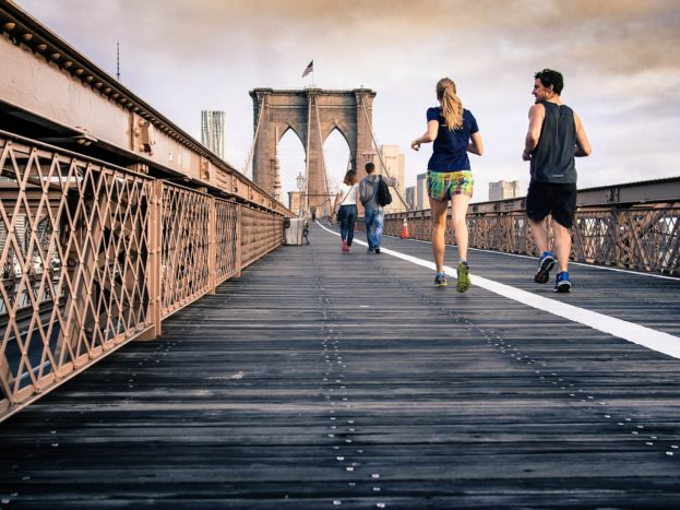 Correre a New York