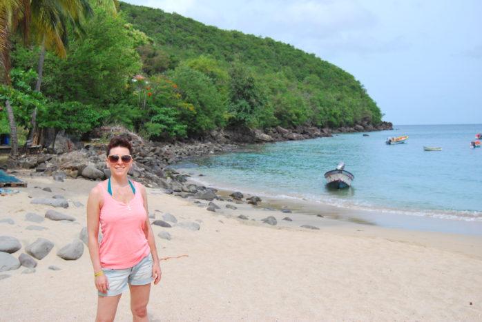 Stefania in Martinica