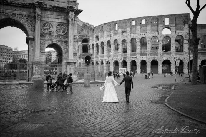 Verso Roma