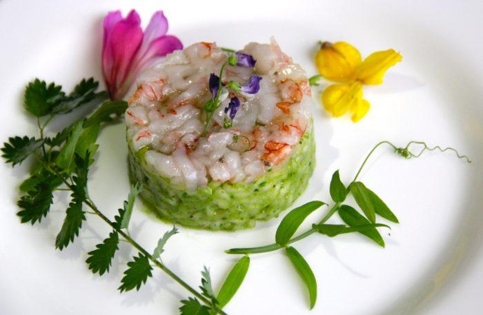 riso e fiori