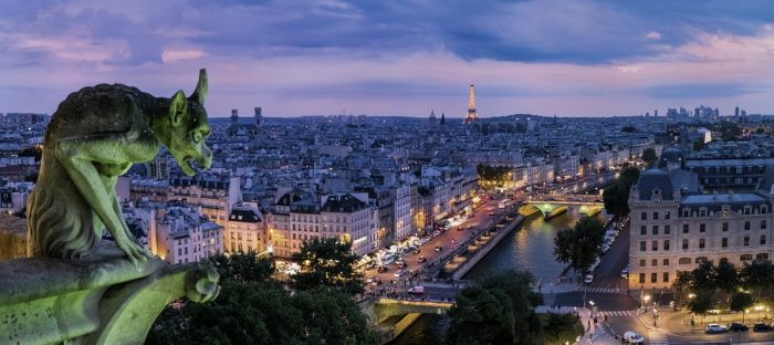 La magia senza tempo di Parigi