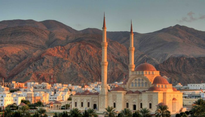 Oman - Moschea