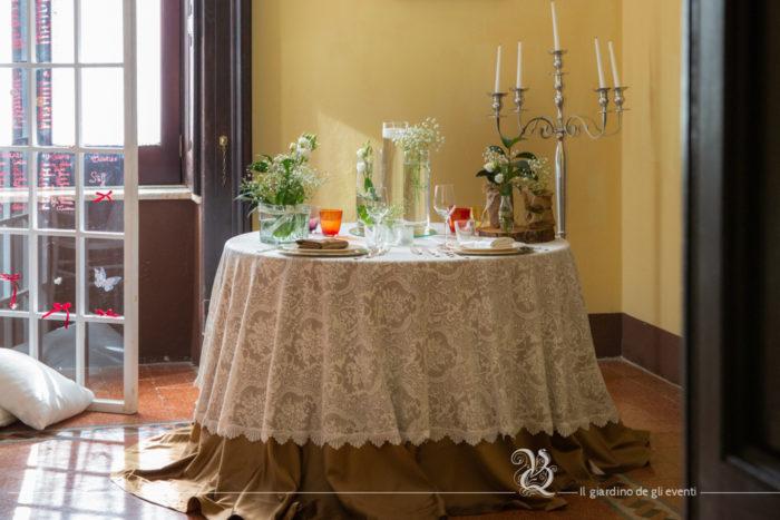 Villa Quintieri - il servizio