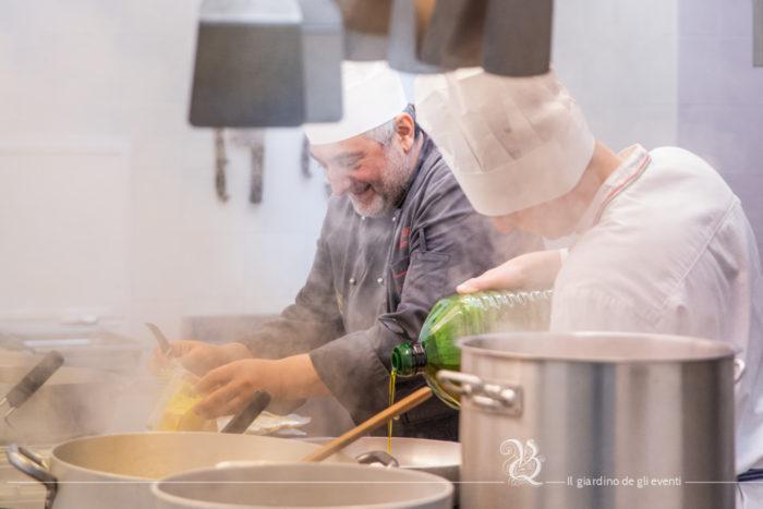 Villa Quintieri - la cucina