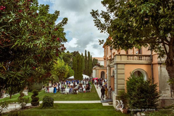 Villa Quintieri - la villa