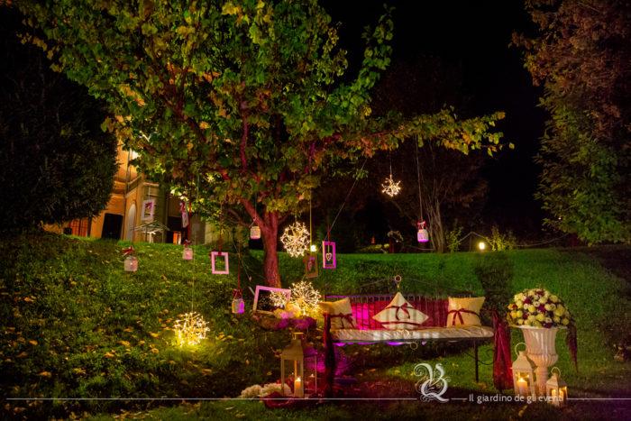 Villa Quintieri - allestimenti