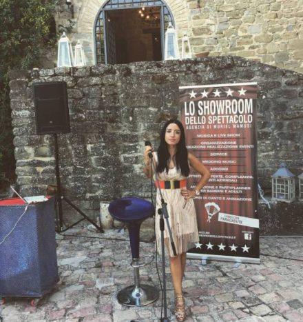 Muriel al Castello di Rosciano
