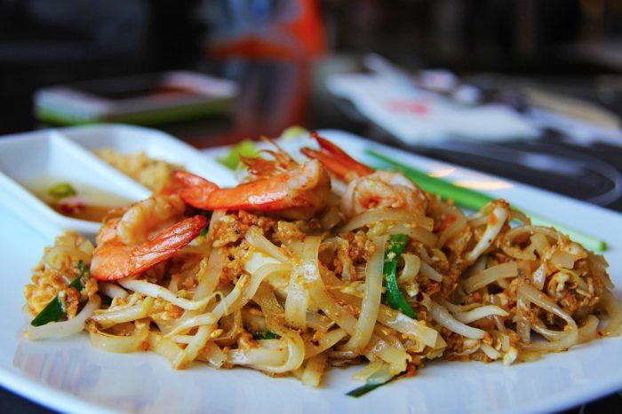 Un Pad Thai insieme