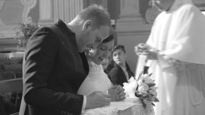 attimi della cerimonia