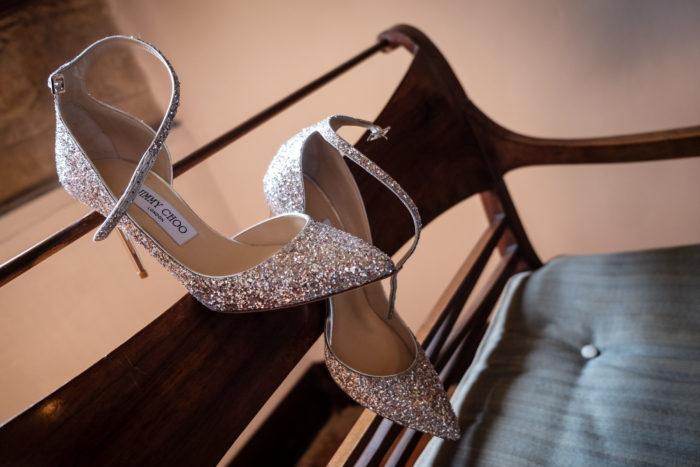 Le scarpe di Vittoria