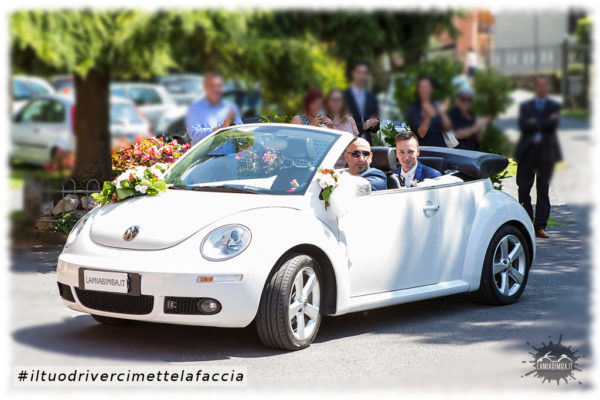 Maggiolone New Beetle Cabrio
