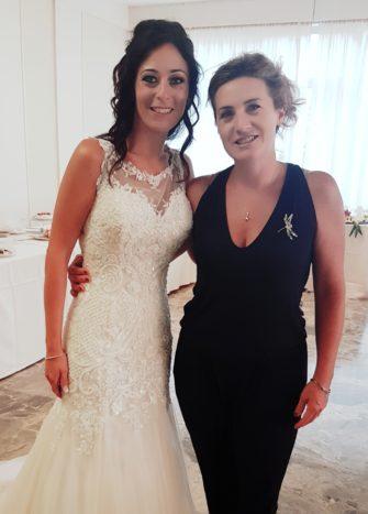 Annalisa con la Sposa!