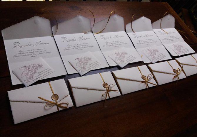 Partecipazioni Carta Amalfi