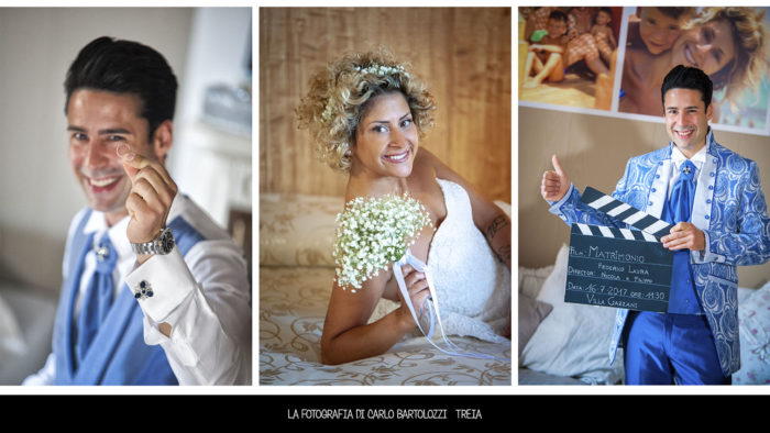 frames of wedding