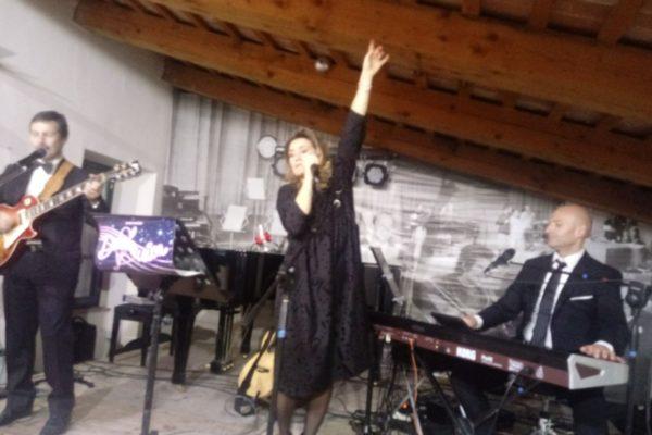 Deamusica trio live