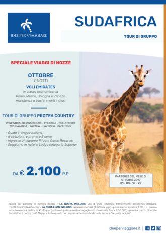 emozionante sud africa