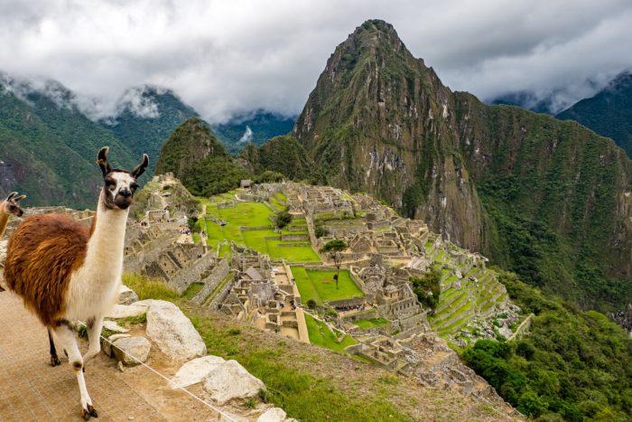 Perù - Machu Picchu