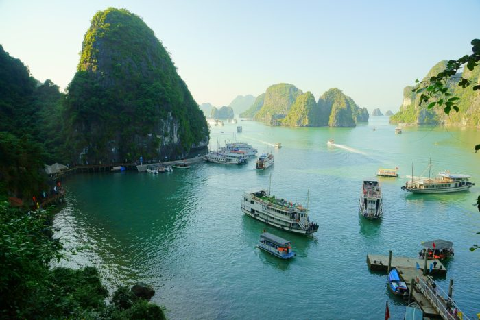 Vietnam - Baia di Halong