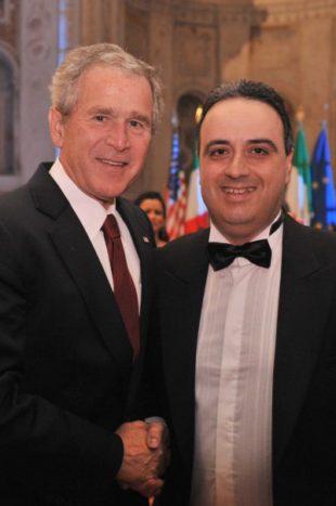 Bush e me