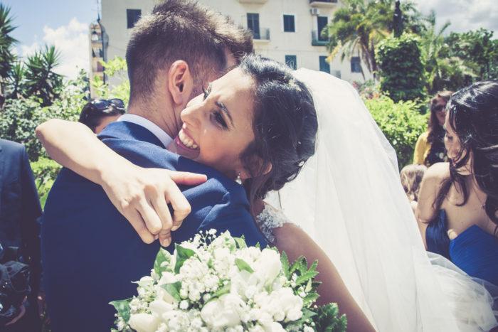 Saluti e auguri di nozze