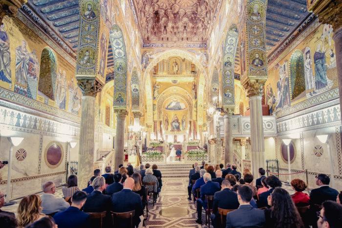Nozze Cappella Palatina