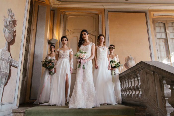 abiti sposa Bergamo