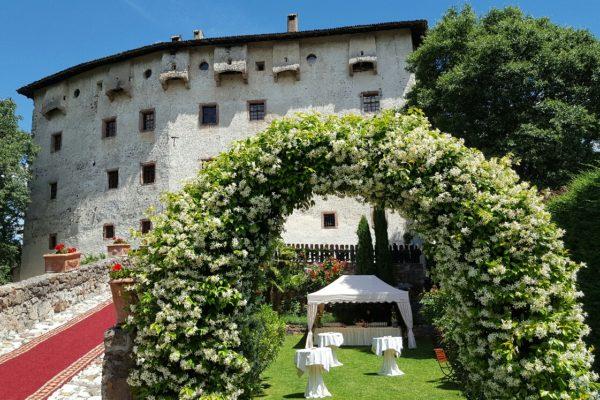 castello e giardino
