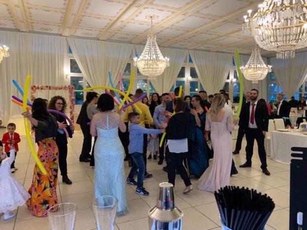 Wedding Party Villa Elena