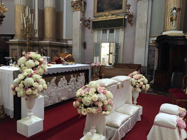 decorazioni  chiesa