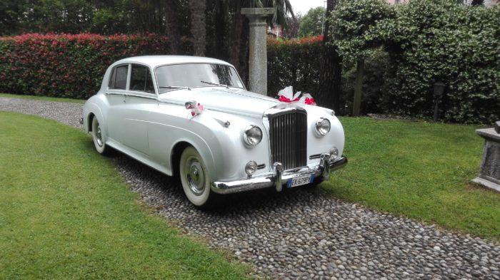 Bentley noleggio