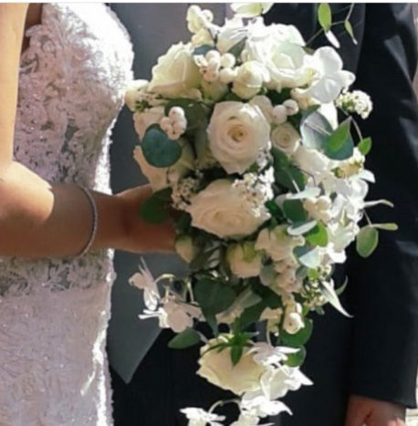 bouquet in caduta