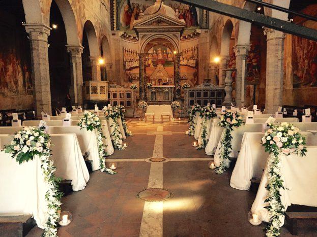 chiesa SS Nereo Achilleo