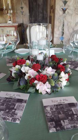 tavolo invitati