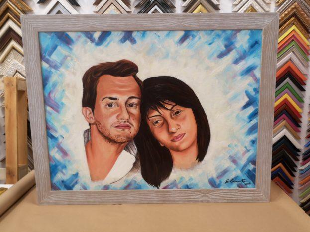 Matrimonio Salvatore e Maria